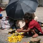ネパールの子ども