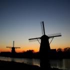 オランダ最大規模の風車網
