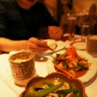 久しぶりのタイ料理で夕食