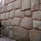 巨大できれいな石組み