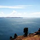 真っ青なティティカカ湖