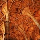 修道院の天井