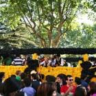 この日はコインブラ大学の卒業式