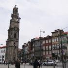 クレリゴス教会の鐘楼