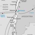 チリとアルゼンチン