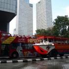 シンガポールの市内ツアー