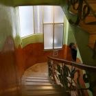 共用の階段