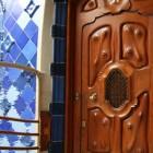 各フロアのドア