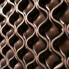 入口の鉄格子