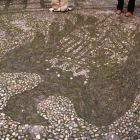 グラナダの石畳