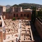 要塞として使われたアルカサバ