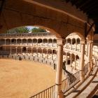 18世紀に建てられたスペイン最古の闘牛場