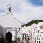 スペイン広場にある教会