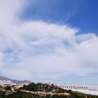 カサレスの空