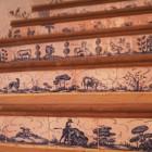 階段のタイル
