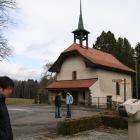 町にある小さな教会