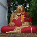ユニークな仏像
