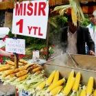 トルコ人はトウモロコシが好き