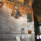 キリストを描いたモザイク壁画