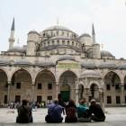 オスマン朝の時代に造られたジャーミィの中でいちばんの傑作