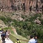 ウフララ渓谷のツアー
