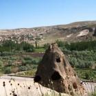 周りの景色が素晴らしい セリメ遺跡
