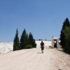 純白の景色 パムッカレ