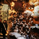 不思議な洞窟にて