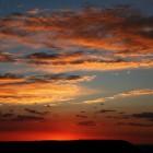 グランドキャニオンの夕焼
