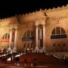 夜のメトロポリタン美術館