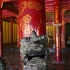 ミンマン帝廟の内部