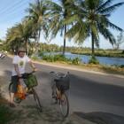 自転車で散歩