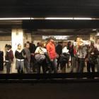 通勤時間ともなれば東京並に混雑